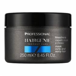Маска для вьющихся волос Professional Hairgenie Perfect Curl Curly Hair Mask 250 ml