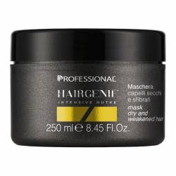 Маска интенсивное питание Professional Hairgenie Intensive Nutre Mask For Dry and Damaged Hair 250 ml
