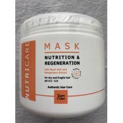 Маска для поврежденных волос Tiare Color Nutri Care 500 ml