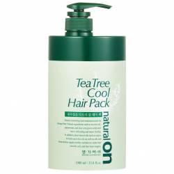 Маска для волос освежающая на основе чайного дерева Daeng Gi Meo Ri Naturalon Tea Tree Cool Hair Pack 1000 ml