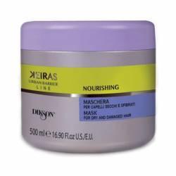 Маска питательная для сухих и поврежденных волос Dikson NOURISHING KEIRAS URBAN BARRIER 500 ml