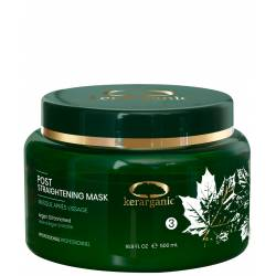 Маска послепроцедурная шаг 3 Kerarganic Mask Post Straightening Professional 60 ml