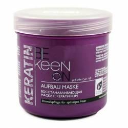 Маска, що відновлює з кератином Keen 200 ml