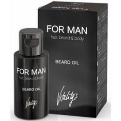 Масло для бороды Vitality's For Man Beard Oil 30 ml