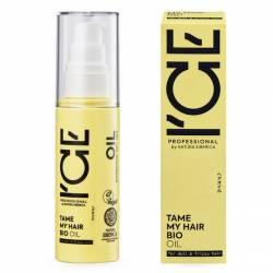 Масло для тусклых и вьющихся волос ICE Professional by Natura Siberica Tame my Hair Bio Oil 50 ml