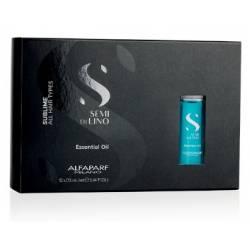 Масло для волосся Alfaparf Semi Di Lino Diamond Illuminating Essential Oil 12x13 ml