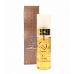 Масло Estel Q3 THERAPY для пошкодженого волосся 100 ml