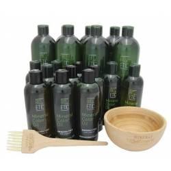 Масляные красители для волос Emmebi Bio Etic MINERAL COLOR OIL 150 ml
