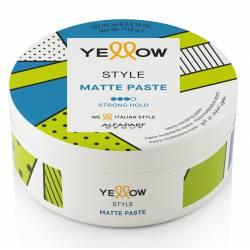 Матирующая паста для волос Alfaparf Yellow Style Matte Paste 100 ml
