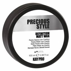 Матирующий воск с каолином KayPro Precious Style Definition Matt Wax 100 ml