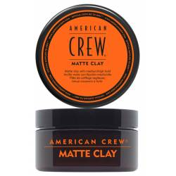 Матовая глина для укладки волос American Crew Matte Clay 85 ml