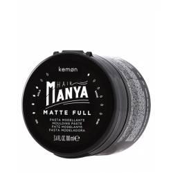 Моделирующая паста для волос с матовым эффектом Kemon Hair Manya Matte Full 100 ml
