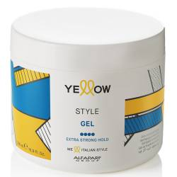 Моделирующий гель для укладки волос Alfaparf Yellow Style Gel 500 ml