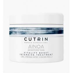 Маска питательная для волос Cutrin Ainoa Vitality Boost Intensive Treatment 150 ml