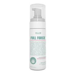 Мусс-пилинг для волос и кожи головы с экстрактом алоэ Ollin Professional 160 ml