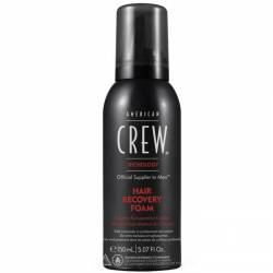 Мужская восстанавливающая пенка для волос American Crew Hair Recovery Foam 150 ml