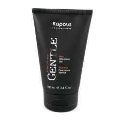 Мужской гель после бритья с охлаждающим эффектом Kapous Professional Gentlemen Aftershave Gel 100 ml