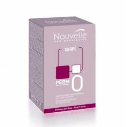 Набор для химической  завивки жестких волос Nouvelle Shape Kit 0, 2x120 ml