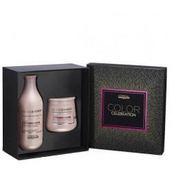 НАБОР для окрашенных волос (шамп.+маска) L'oreal Professionnel Serie Expert Vitamino Color A-OX