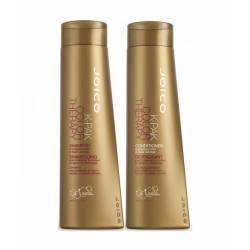Набор для стойкости цвета волос Joico K-Pak Color Therapy Set 2x300 ml