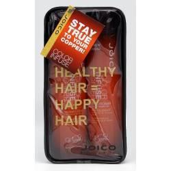 Набор для волос восстанавливающий баланс (медный) Joico Color Balance Copper Gift Pack 2x300 ml