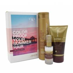 Набір для захисту кольору волосся Joico K-Pak Color Therapy Summer Kit 300 ml + 140 ml + 50 ml