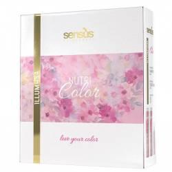 Набор для защиты цвета окрашенных и мелированных волос Sens.us Nutri Color Kit