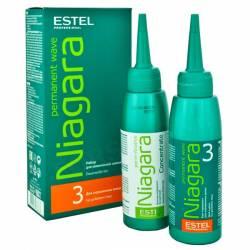 Набор химической завивки Estel NIAGARA №3 для окрашенных волос