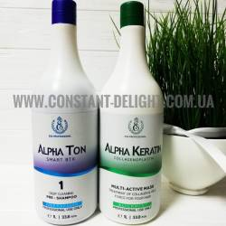 Набор Коллагенопластия Collagenoplastia Alpha Keratin 2x1 L