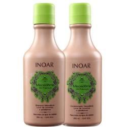 Набір Макадамия для нормального волосся Inoar 2x250 ml