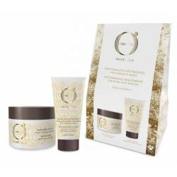 Набор Питательный Уход Barex Olioseta Oro Di Luce Hair And Hand Kit (200 ml + 100 ml)