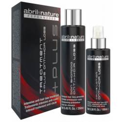 Набор против выпадения волос Abril et Nature Fepean 2000 Anti-Hair Loss Treatment Plus 250 ml + 100 ml