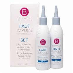Набор против выпадения волос Активный Лосьон+Активный Тоник Berrywell Active Lotion 126 ml+Active Tonic 126 ml
