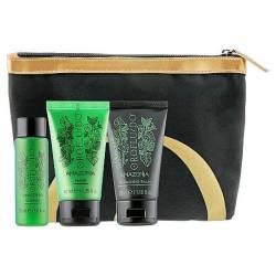 Набор Revlon Professional Orofluido Amazonia (шампунь 50 ml+маска 40 ml+бальзам 35 ml) в косметичке