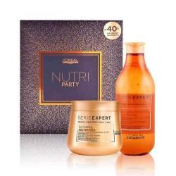 Набор шампунь 300 ml +маска 250 ml для питания сухих волос L'Oreal Expert Nutrifier