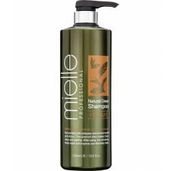 Натуральный шампунь для женщин Mielle Professional Scalp Specialized Natural Green Shampoo Femme 1000 ml