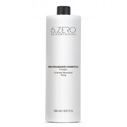 Нейтрализатор для химической завивки 6. Zero Seipuntozero Neutralizer Fixing 1000 ml