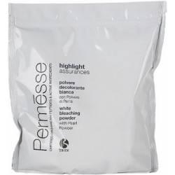 Обесцвечивающий порошок белый с жемчугом Barex Permesse 500 g