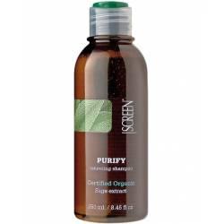 Очищающий шампунь для волос Screen Purify Renewing Shampoo 250 ml