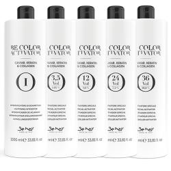 Окислители Be Hair Be-Color 1,05; 3,6; 7,2; 10,8;% 1000 ml