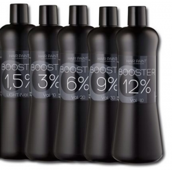 Окислители IdHair HP Booster 1,5%, 3%, 6%, 9%, 12% 1000 ml