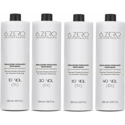 Окислительная эмульсия 6. Zero Seipuntozero Scented Oxidant Emulsion 1,5%, 3%, 6%, 9%, 12% 1000 ml