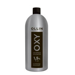 Окисляющая эмульсия 1.5% Ollin Professional Oxidizing Emulsion 1 L