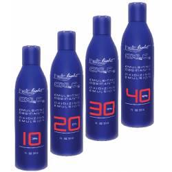 Окисляющая эмульсия Hair Light Emulsione Ossidante 3%, 6%, 9%, 12% 1000 ml