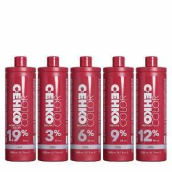 Оксидант для волос C:EHKO Color Cocktail Peroxan 1,9%, 3%, 6%, 9%, 12% 1000 ml