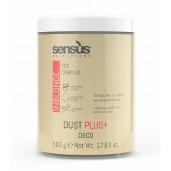 Осветляющая пудра (банка) Sens.us Deco Dust Plus+ 500 g