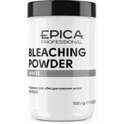 Осветляющая пудра белая Epica Bleaching Powder White 500 g