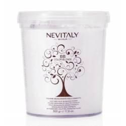 Осветляющая пудра для волос (фиолетовая) Nevitaly BB Color Blonde 500 g