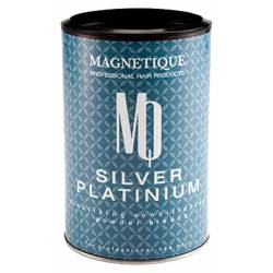 Осветляющая пудра для волос Magnetique Silver Platinum Powder 500 g