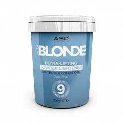 Осветляющая пудра до 9 уровней остветления Affinage System Blonde Ultra-Lifting Powder Lightener 500 g